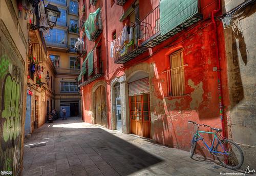 Colorful cul-de-sac | by MorBCN