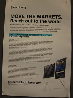 Bloomberg - User Experience Specialist