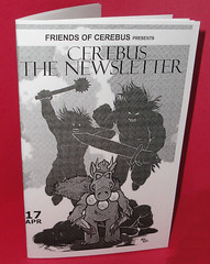Cerebus The Newsletter #17 | by cerebusfangirl