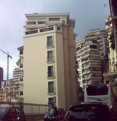 Monte-Carlo: a really vertical city
