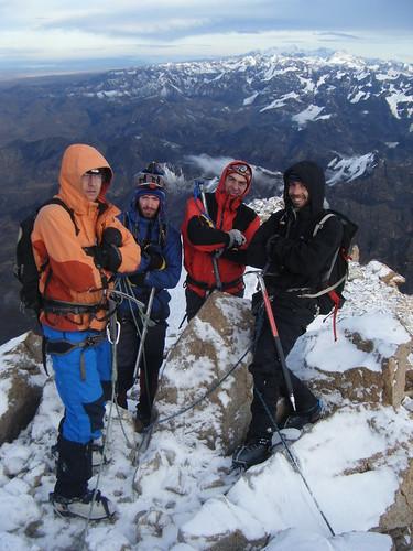 Summit of Huayna Potosi | by juliojeff123
