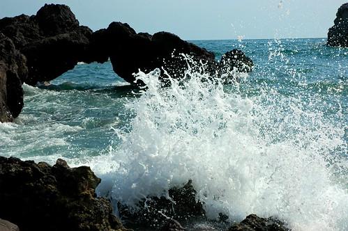The little arch wave, Mazatlan, Mexico, Pacific West Coast, North America | by Wonderlane