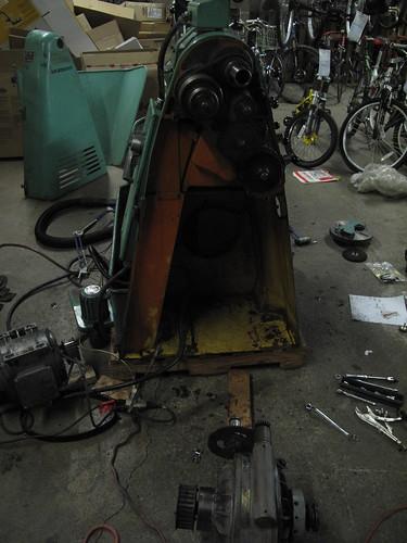 Harrison 10AA repair