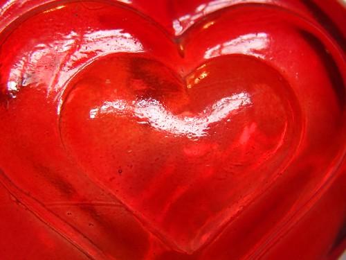 Red Heart | by LadyDragonflyCC - >;<