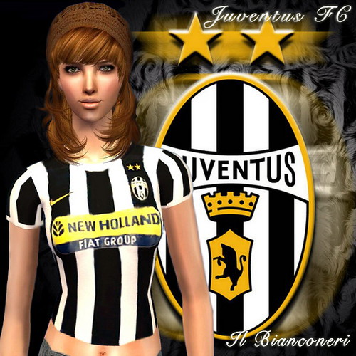low cost 2ee24 f76f4 JUVENTUS GIRL | This is the Juventus Fan Girl Pic :D,you can ...