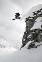 Lyžař: Adam Brožek