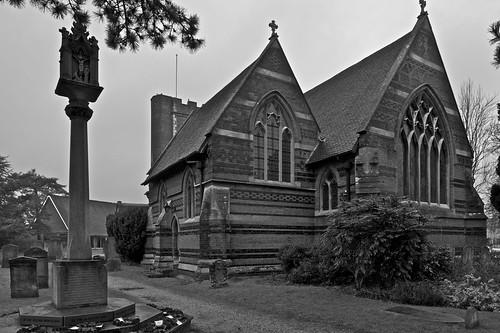 Church & War Memorial
