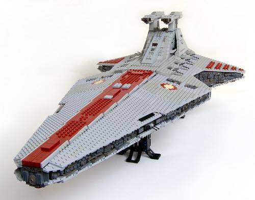 Venator class star destroyer | by thire5