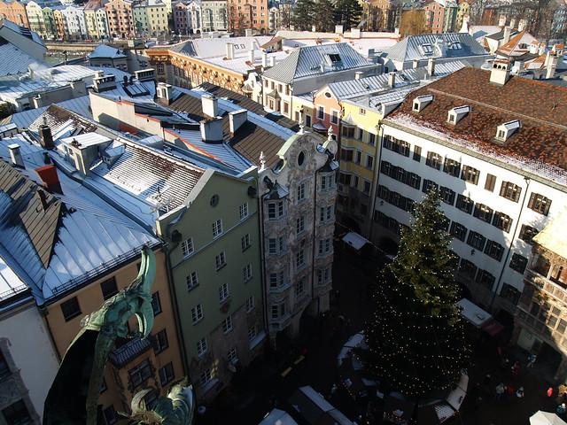 Desde la Torre del ayuntamiento viejo