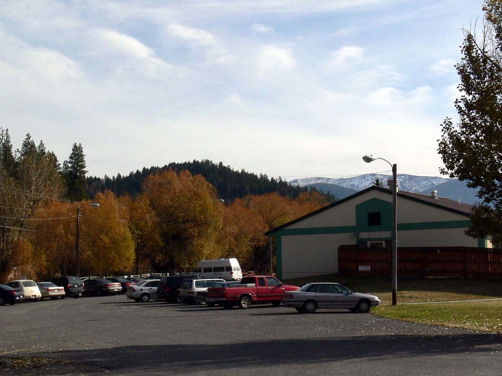 Alhambra Montana Jefferson County A Nursing Home Now Sta Flickr