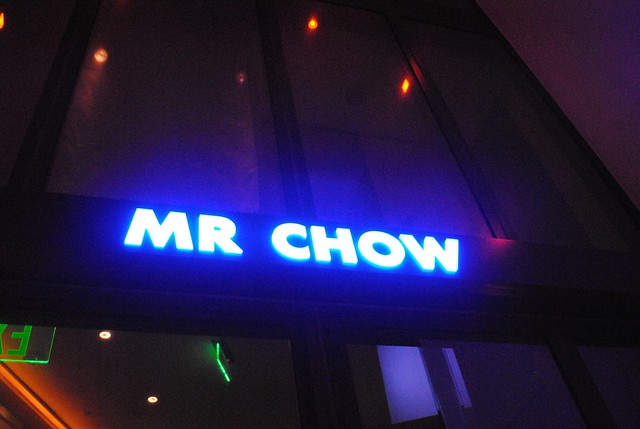 Mr. Chow