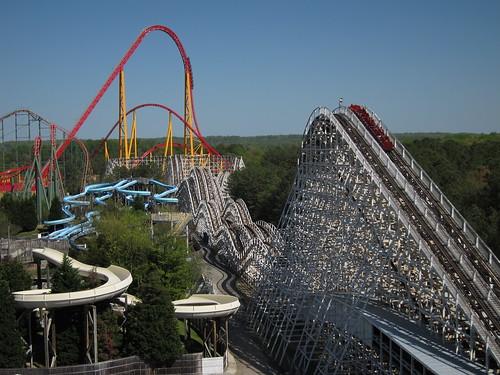 Kings Dominion Theme Park | by david.nikonvscanon