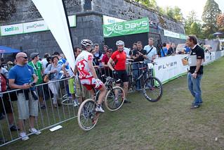 Schurter vs. Cologna   by Bike Days Schweiz