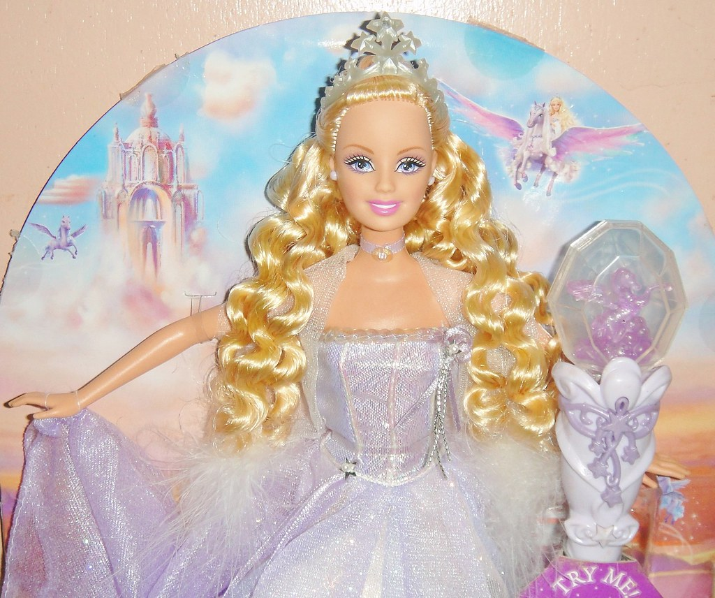 BARBIE AND THE MAGIC OF PEGASUS FAIRYTALE COLLECTION