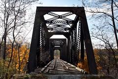 Old North Anson Railroad Bridge