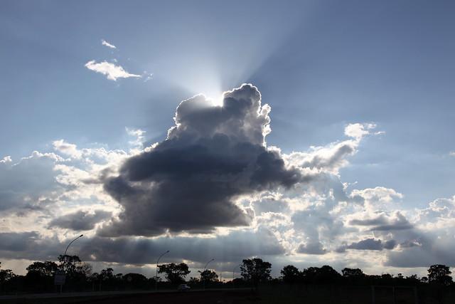 Núvens / Clouds - Brasília