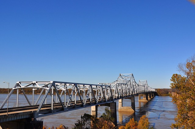 I-20 Bridge at Vicksburg - #9437