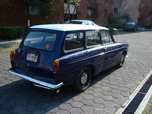 Vw Variant Squareback T 3 69 Car And Classic Co Uk Flickr