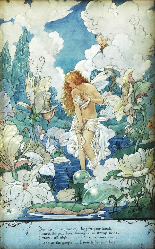 Harold Gaze, 'Water Fairy'