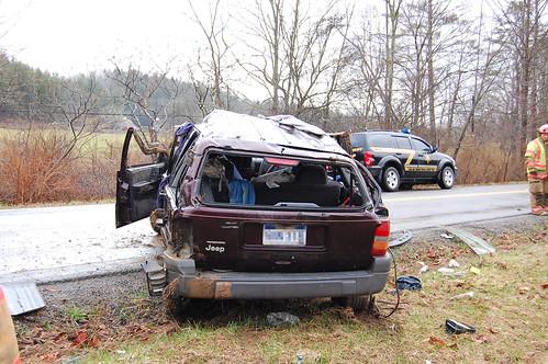 MVA Rollover 03-28-2010 006 | by Marlinton Rescue Squad