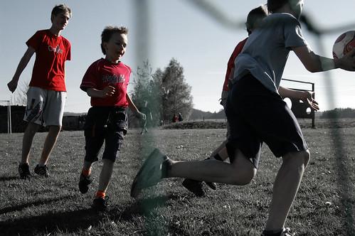 footbal players from adršpach