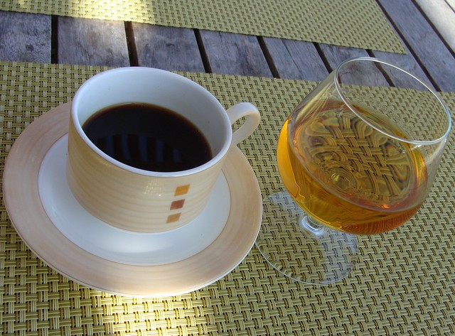 Espresso and Jack Daniels