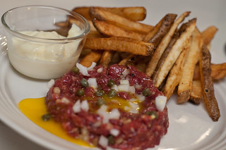 steak tartare | by digitaldefection