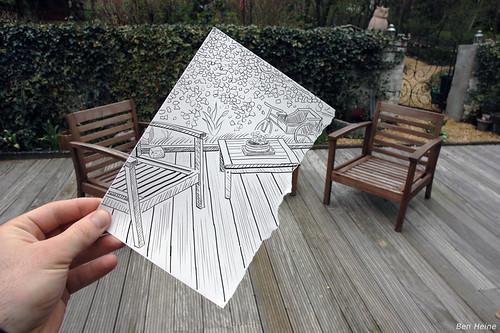 Pencil Vs Camera - 1 | by Ben Heine