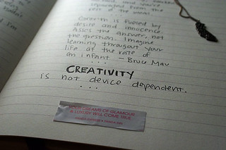 Creativity is Not Device Dependent | by eliztesch