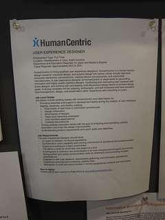 HumanCentric - Cary, NC - User Experience Designer