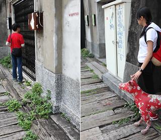 Art Village, Taiwan 20號倉庫(鐵道藝術村) | by Agnes Leung