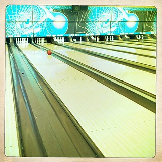 bowling for father's day! | by rubyellen