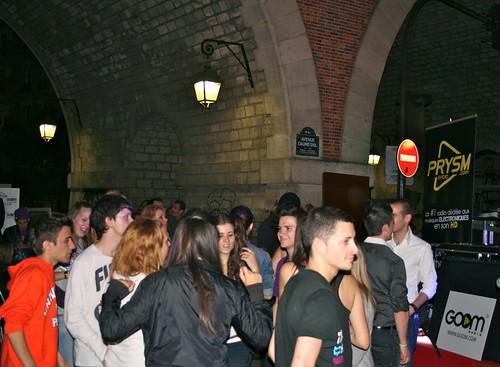 Prysm Party @ Viaduc-Café | by nrenault