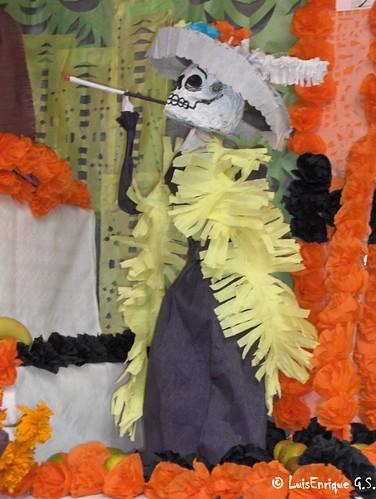 Altar de Muertos 2009 - Catrina -