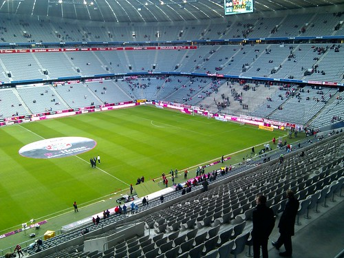 Allianz Arena Block 301