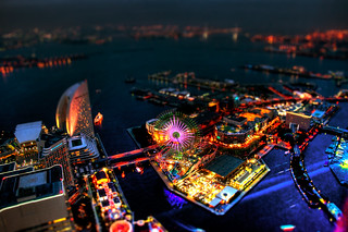 Yokohama Tilt Shift | by Sprengben