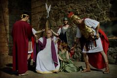 Ponç Pilat dicta sentència // Pontius Pilate Dictates Sentence