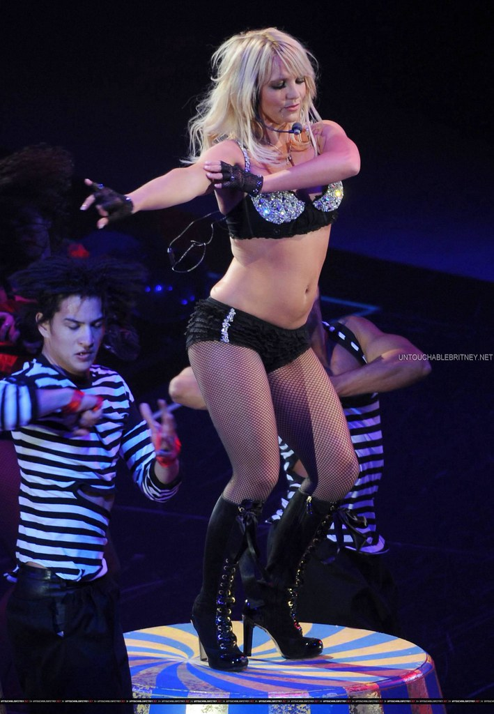 Britney Spears Radar(Circus tour) doll | Here's the insperai… | Flickr