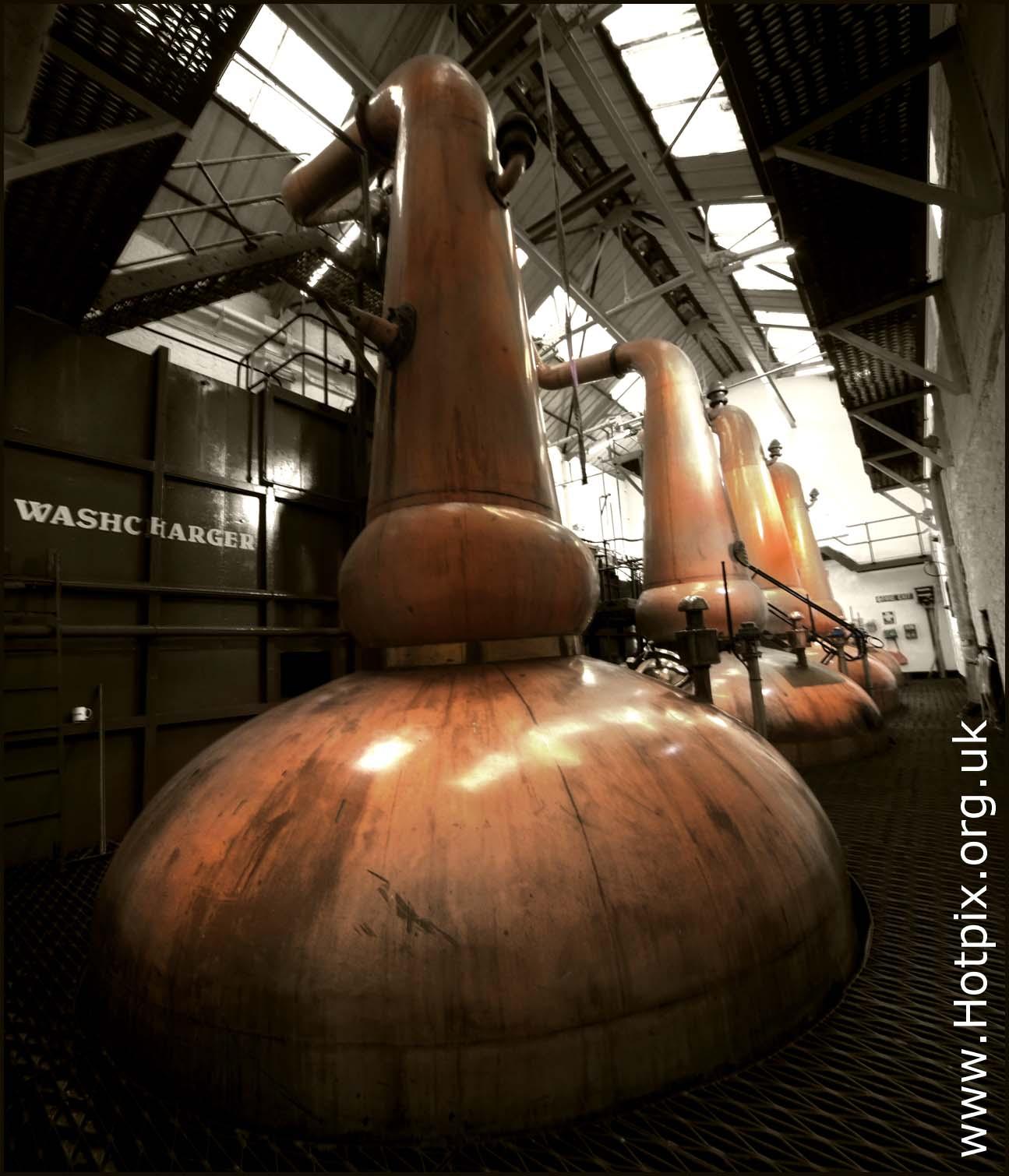 Scotland,distilliary,copper,pot,stills,Tobermory,Scotch,whisky,d scotland,distillery,isle,Mull,hebrides,UK,britain,islands,spirit,drinks,wee,dram,peat,malted,barley,grain,glass,drink,drinking,scots,scottish,heritage,balamory,selective,colour,color,black,white,b/w,mono,This,Photo,Rocks,thisphotorocks,old,stuff,selectivo,couleur,s\u00e9lective,vorgew\u00e4hlte,Farbe,sex,sexy,architecture,building,buildings,edinbrugh,hotpix!,#tonysmith,#tonysmithhotpix