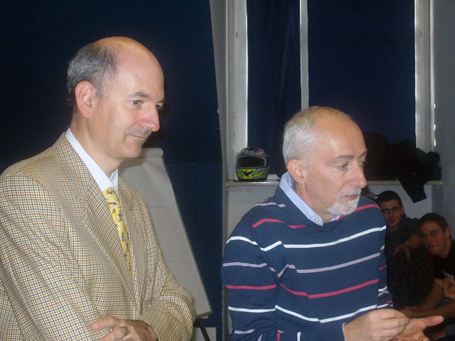 04 Giorgio Figus e Bruno Sarda: battute finali