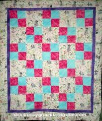 Pixie Dust Quilt - Quilts for Kids | by SkooksPlayground