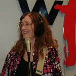 Thu, 18/03/2010 - 11:12am - Patty Larkin performed live on the air on and for Marquee Members in Studio A on 3/18/10 .  photos copyright 2010 -gaylemiller.com