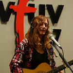 Thu, 18/03/2010 - 12:13pm - Patty Larkin performed live on the air on and for Marquee Members in Studio A on 3/18/10 .  photos copyright 2010 -gaylemiller.com