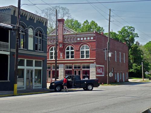 architecture buildings georgia smalltowns smalltownamerica grantville