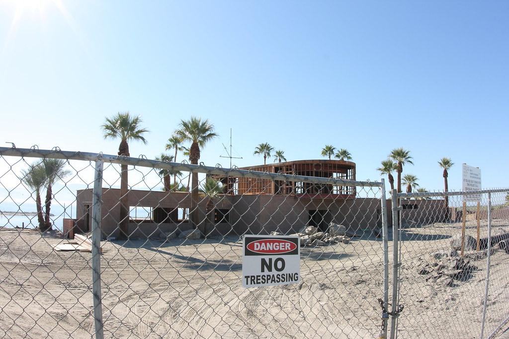 North Shore Yacht Club renovation is progressing