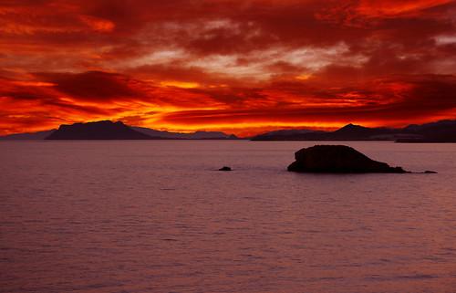 sunset sea españa mer beach atardecer mar playa murcia mediterráneo mazarrón marathoniano playapuntavela