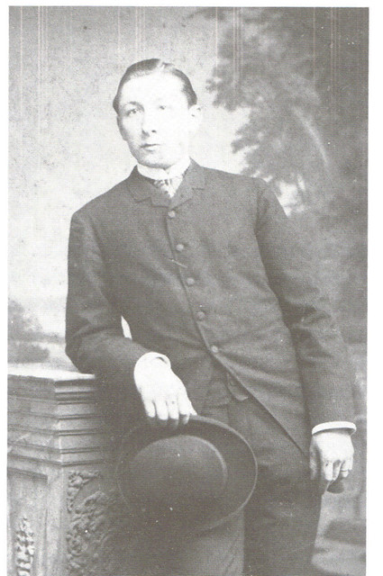 Pieter Jelles Troelstra 1892 Collectie Tresoar Iisg