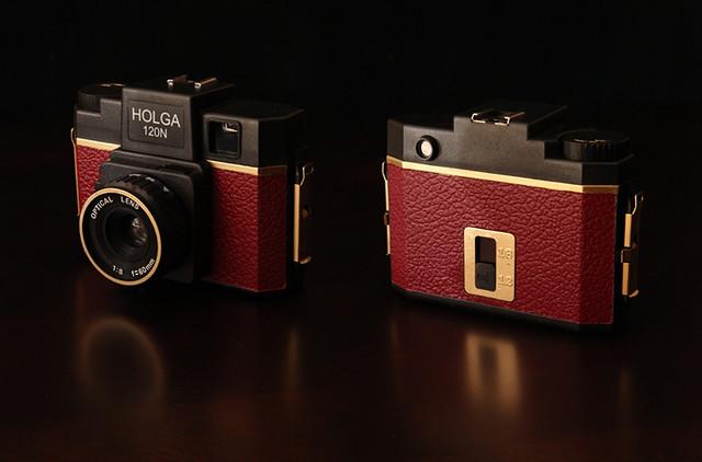 Vintage Holga 120N