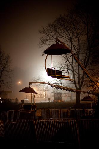 Thanksgiving Fog - Albany, NY - 09, Nov - 09 | by sebastien.barre