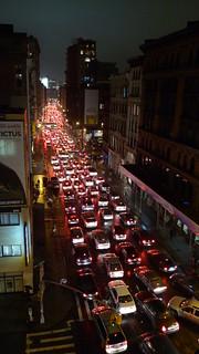 Friday Night Traffic | by d.wen